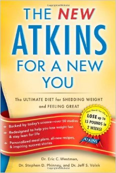 New Atkins for a New You book cover